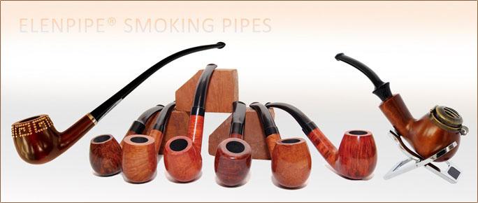 Smoking pipe briar fajka z wrzosca